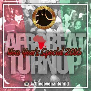 AFROBEAT TURNUP 2016