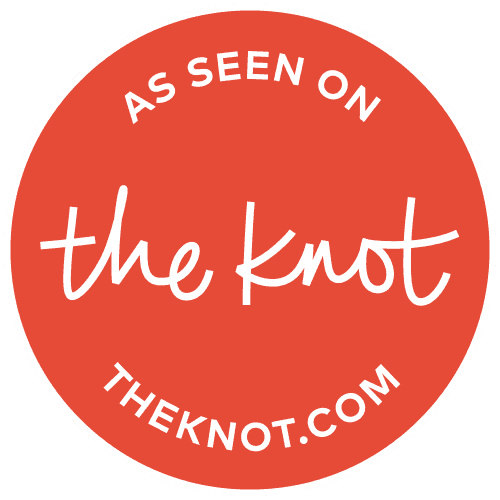 As seen on TheKnot.com