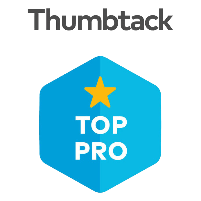 Top Pro. Thumbtack 'Best of ...' Winner.